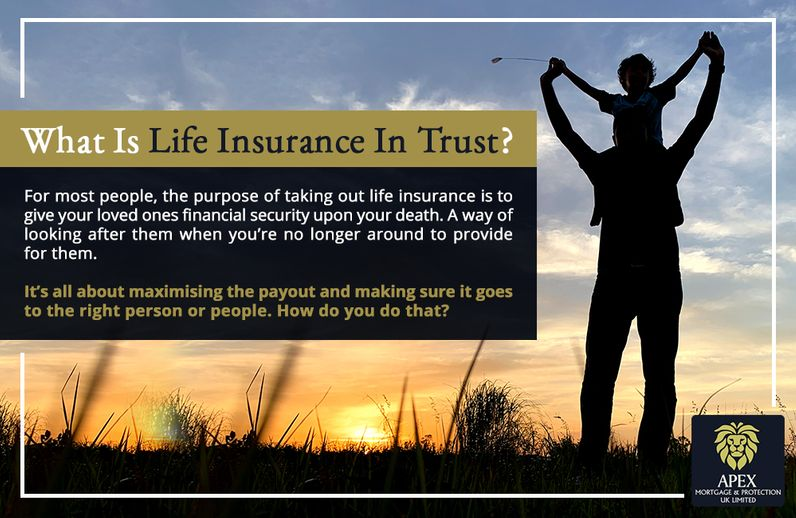 What Is Life Insurance In Trust? - Apex Mortgage ...